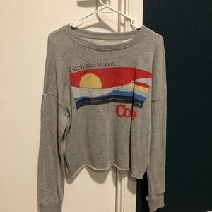 Coke sweater